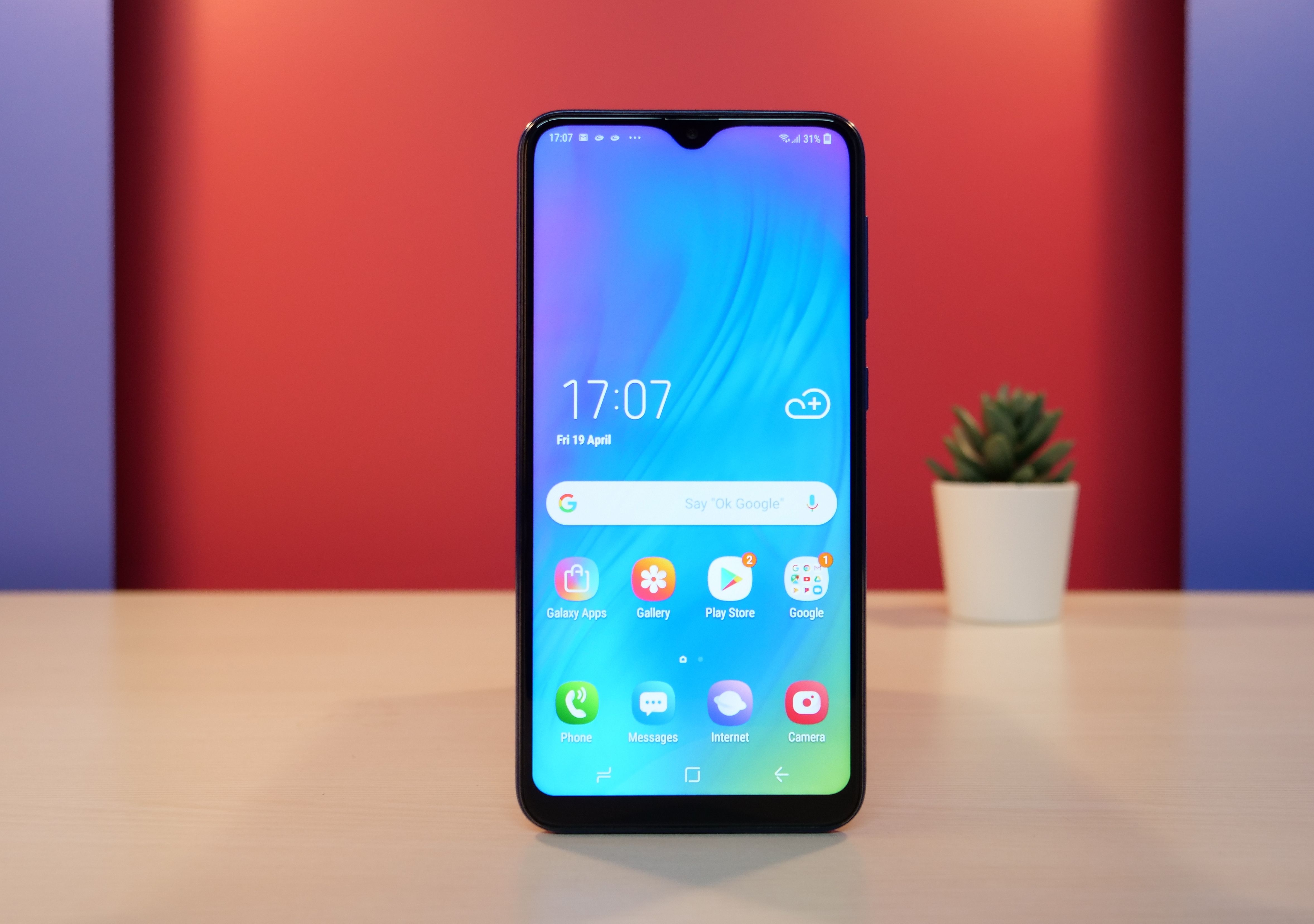 Redmi Note 7 Front