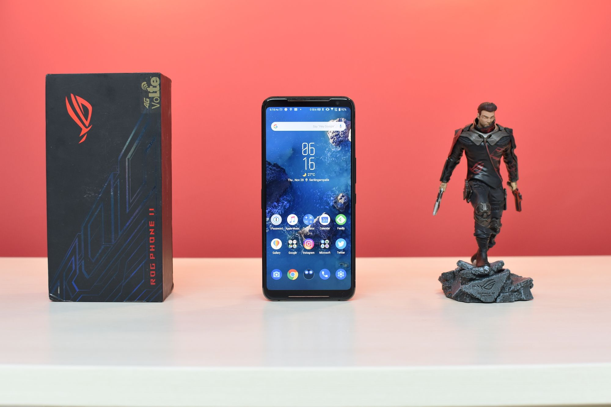 ASUS ROG Phone II With Box