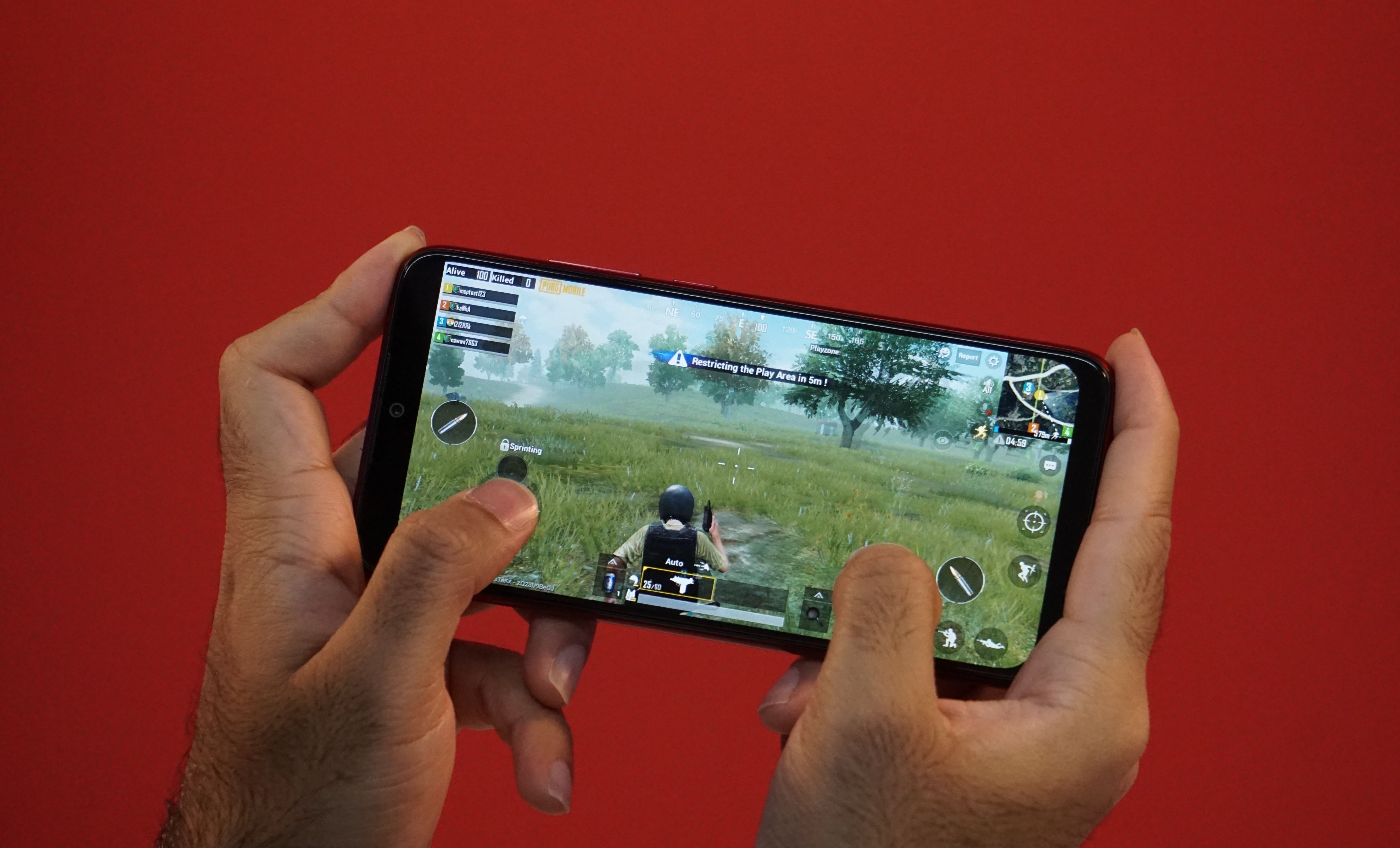 Gaming On Redmi Note 7