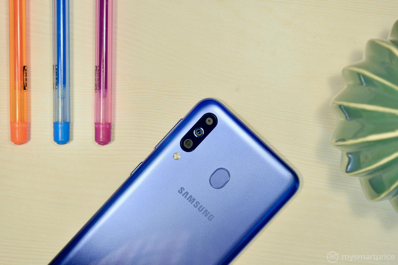 Samsung Galaxy M30 Review - Camera
