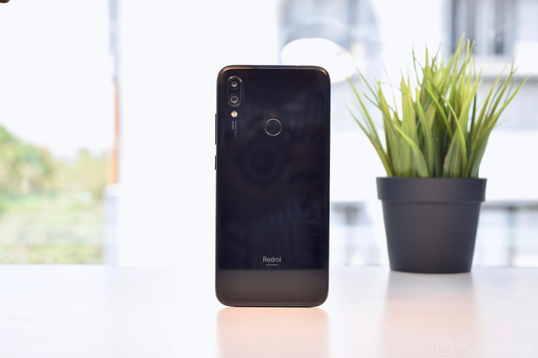 Xiaomi Redmi Note 7 Pro: Rear Design