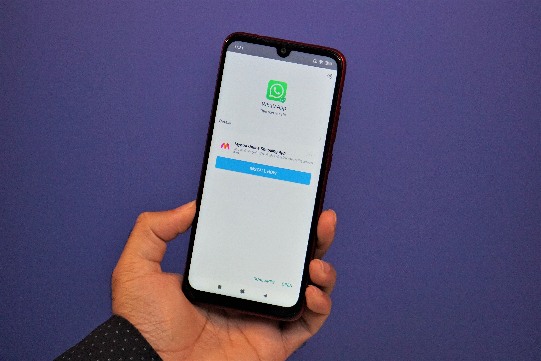 Redmi Note 7 MIUI Ads