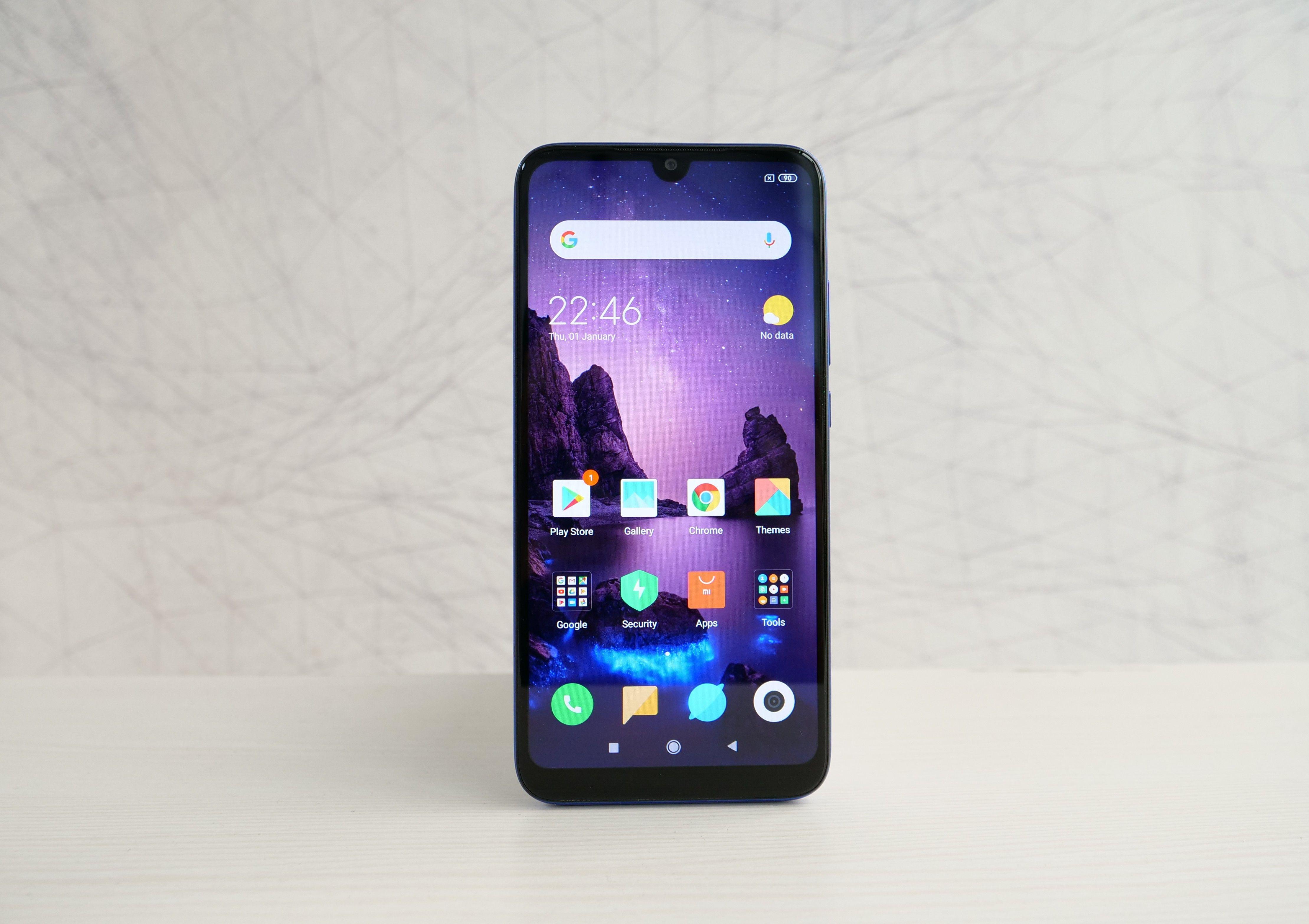 Xiaomi Redmi Y3 Front