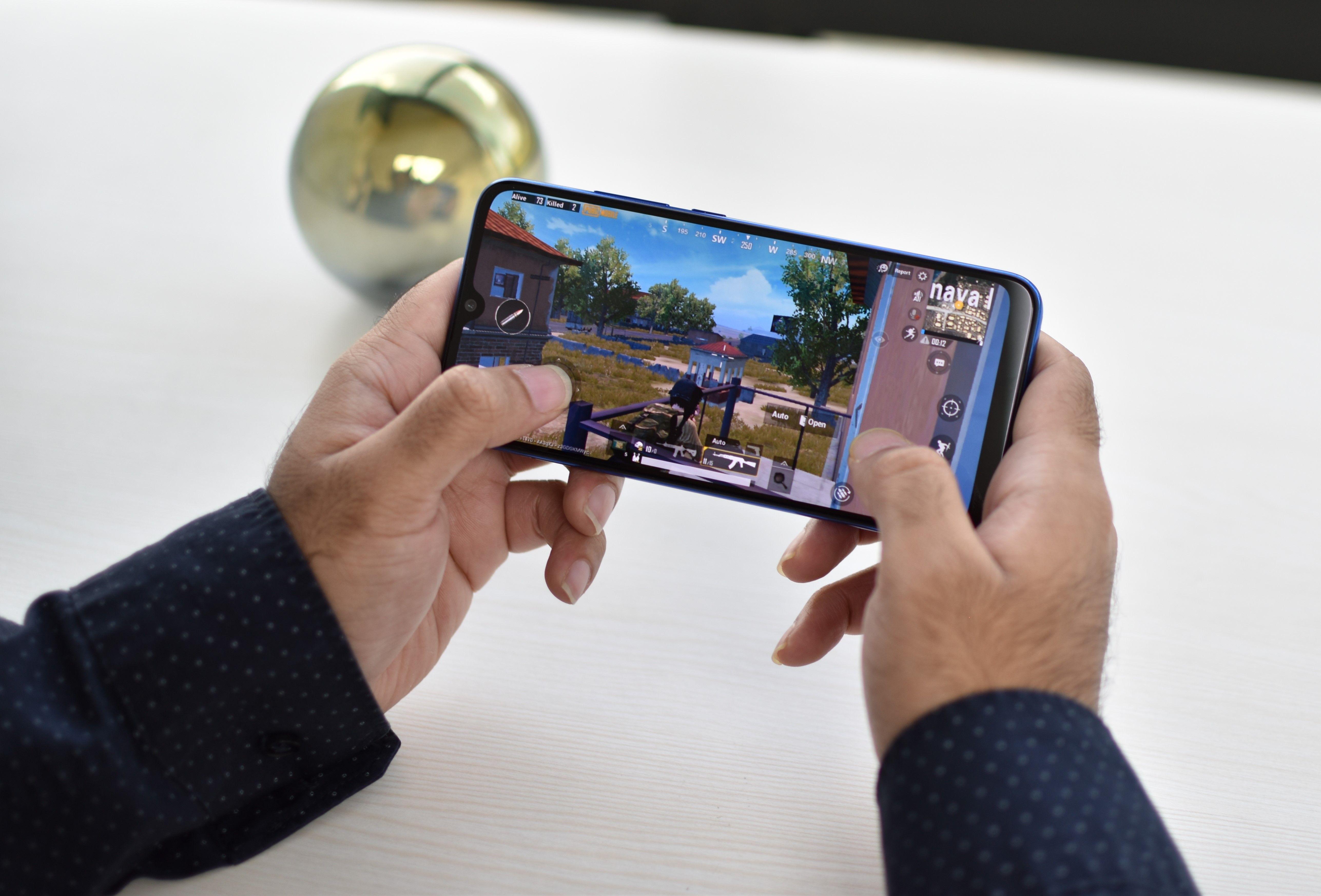 Mi A3 Gaming