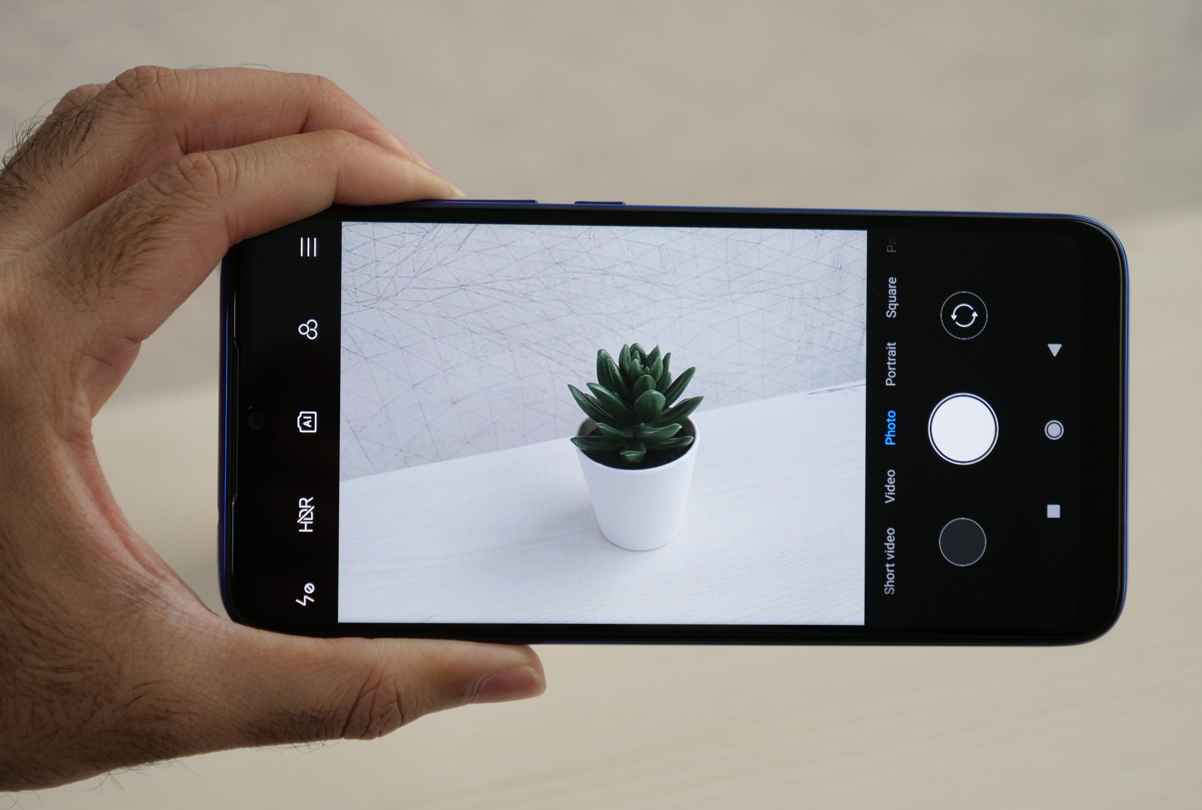 Redmi Y3 Camera