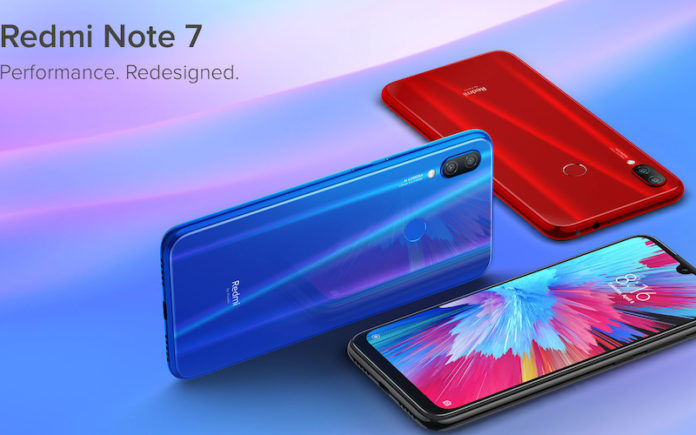 6GB RAM Redmi Note 7 Pro goes on sale tomorrow