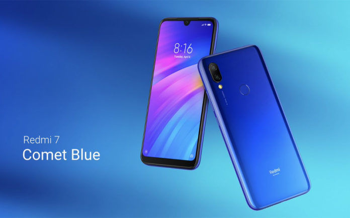 Redmi Y3, Redmi 7 Sport All-New Design Language