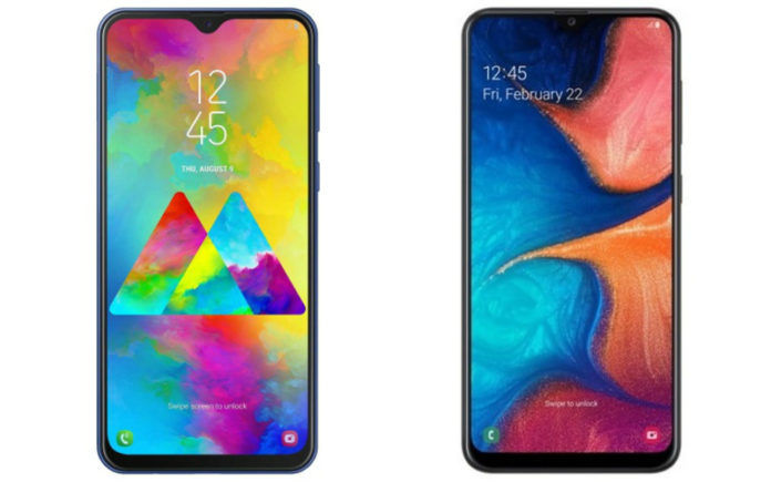 Samsung Galaxy A80 Trades Notches and Cutouts for Pop-Up Flippy Camera