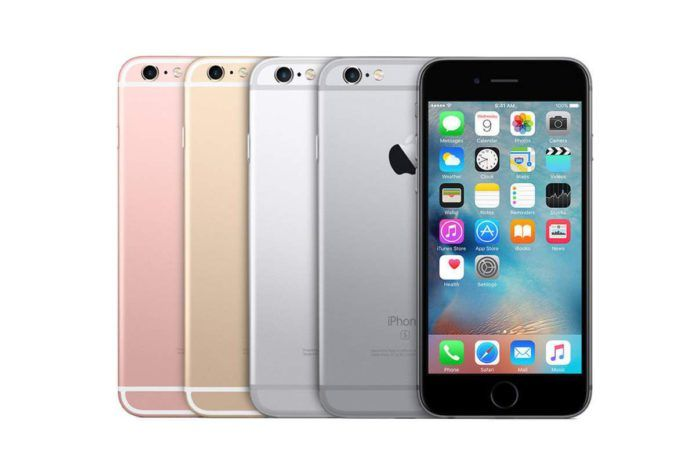 Apple Launches Free Repair for iPhone 6s