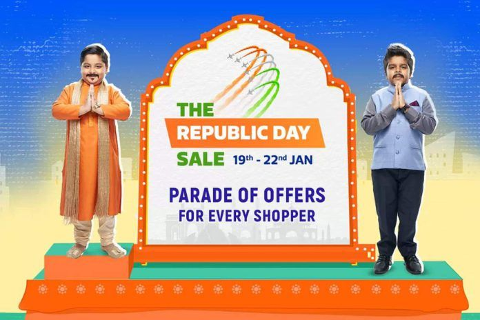 Flipkart Republic Day sale starts for these users