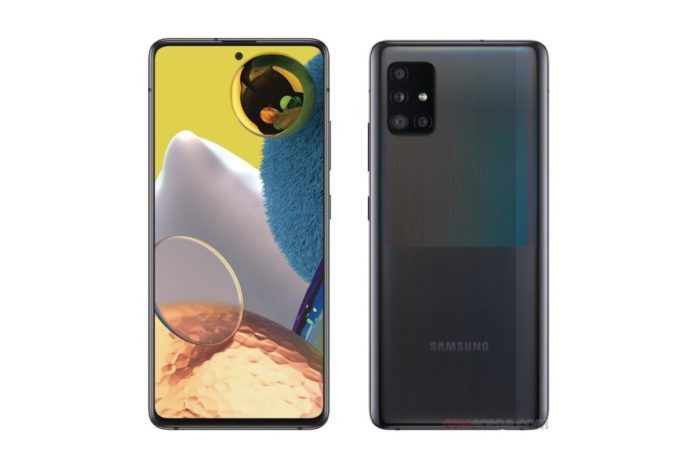 Samsung Galaxy A51s 5G, Galaxy A71s 5G visit Geekbench