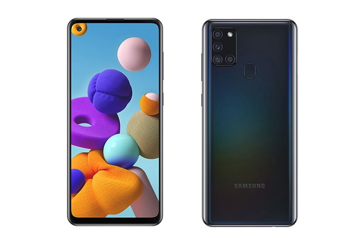 Specs, price & renders for Samsung Galaxy A21s leaked