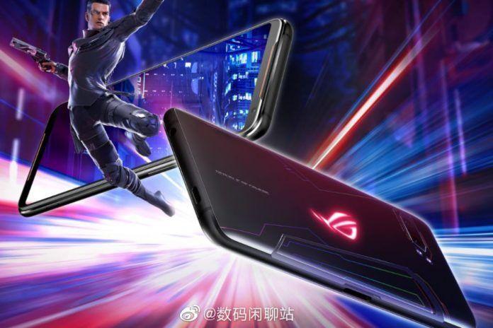 ASUS ROG Phone 3 teased: overclocked Snapdragon 865, huge 16GB of RAM