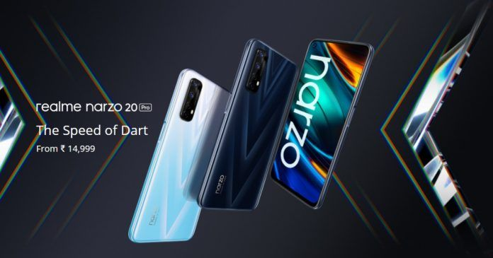 Launch Of Realme Narzo 20 Series
