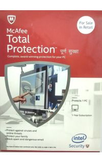 McAfee Computer Software Price in India 2019 | McAfee
