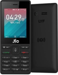 timeless design 084bc 2de64 Jio Phone