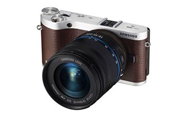 Samsung NX300 Mirrorless Camera(With 18-55 lens) Price in India