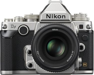 Nikon DF DSLR (with 50mm Lens) Price in India