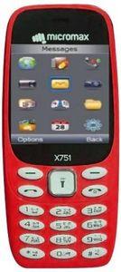 Micromax X751 Price in India
