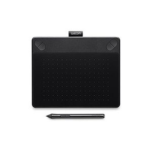 Wacom CTH-490/K0-CX Small Art Pen and Touch Tablet Price in India