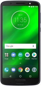 Motorola Moto G6 Plus Price in India