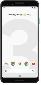 Google Pixel 3 Price in India