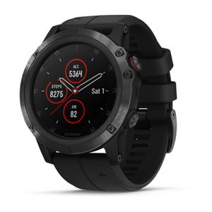 Garmin Fenix 5X Plus Smart Watch Price in India