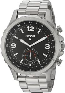 Fossil Q NATE Hybrid Wrist Watch FTW1123 Price in India