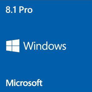 Microsoft Windows 8.1 Pro (32/64 bit) Price in India