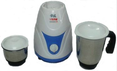 Vibro Kitchen Beauty-55 450W Mixer Grinder Price in India