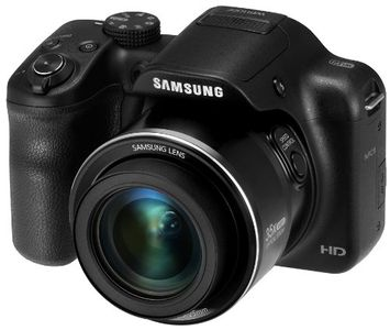 Samsung Smart WB1100F Digital Camera Price in India