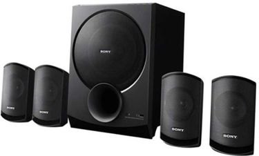 Sony SA-D100 4.1 Channel Speaker System Price in India
