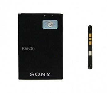 Sony BA600 Battery for Sony Xperia Live with WM Price in India