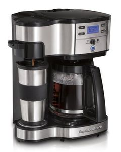 Hamilton Beach 2 Way Brewer 49980 Coffee Maker Price in India