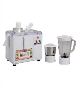 Signoracare SJG-2100 450W Juicer Mixer Grinder Price in India