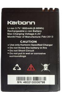 Karbonn K46PLUS battery Price in India