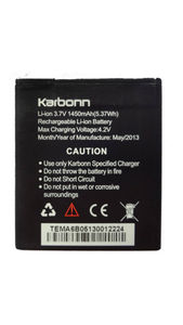 Karbonn A6 Battery Price in India