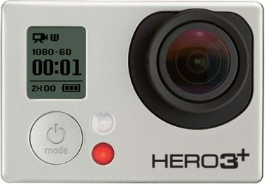 GoPro Hero3 plus Sports & Action Camera Price in India