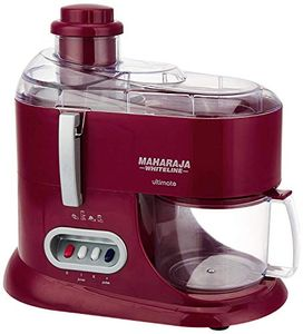 51784d6ec1f Maharaja Whiteline Ultimate Happiness 550W Mixer Grinder Price in India