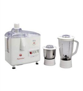 Signoracare SJG-1500 500W Juicer mixer Grinder Price in India