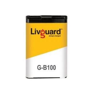Livguard G-B100 Samsung Mobile Battery Price in India