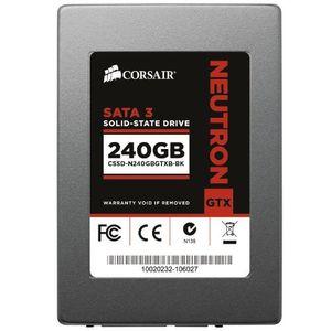 Corsair Neutron (CSSD-N240GBGTXB-BK) GTX Series 240 GB SSD Internal Hard Disk Price in India