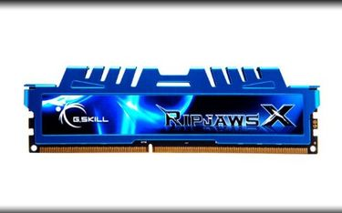 G.Skill RipjawsX (F3-1600C9Q-32GXM) DDR3 32 GB PC RAM Price in India
