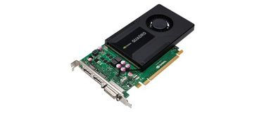 Leadtek NVIDIA Quadro K2000D 2 GB DDR5 Graphics Card Price in India