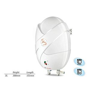 Bajaj Flora 3L Instant Water Heater Price in India
