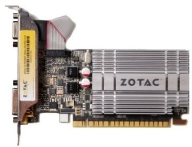 Zotac NVIDIA GeForce GT210 Synergy Edition 1GB DDR3 Graphics Card Price in India