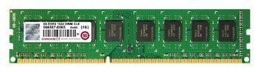 Transcend (JM1333KLN-4G) DDR3 4GB PC RAM Price in India