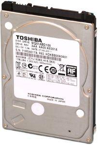 Toshiba (MQ01ABD100) 1TB Laptop Internal Hard Drive Price in India
