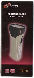 Tuscan 4 LED TSC-3726 Torch Emergency Light Price in India