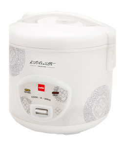 Cello Cook-N-Serve 100 1.8L Rice Cooker Price in India
